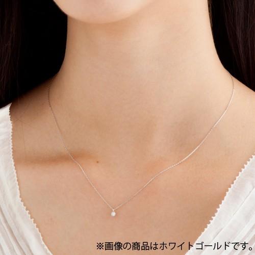 イエローゴールド ネックレス K-N45…