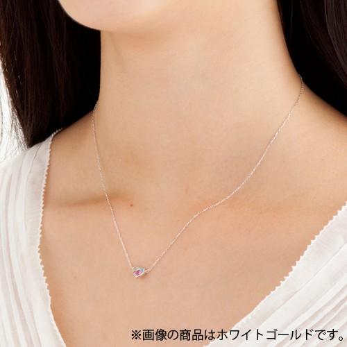 ピンクゴールド ネックレス K-N290…