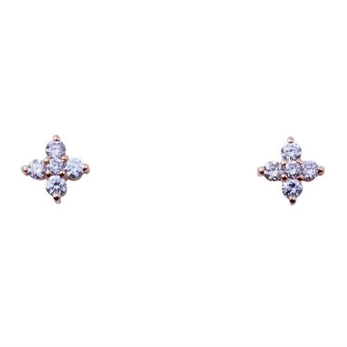 ピンクゴールド ピアス K-PE2900…
