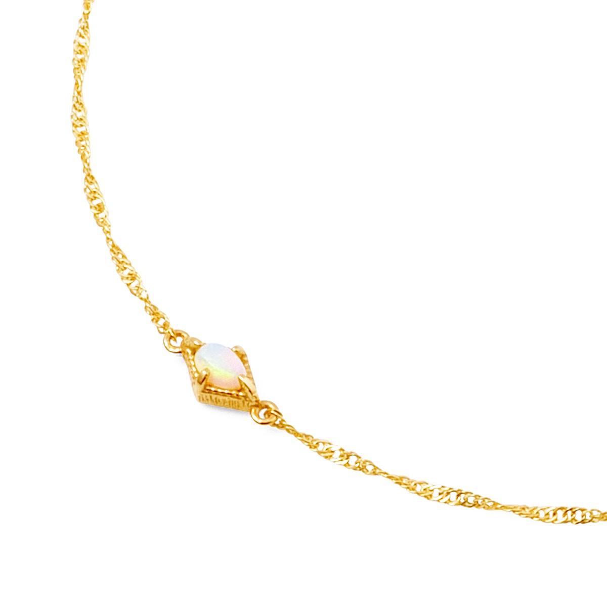 ゴールド ブレスレット K-BR2203…