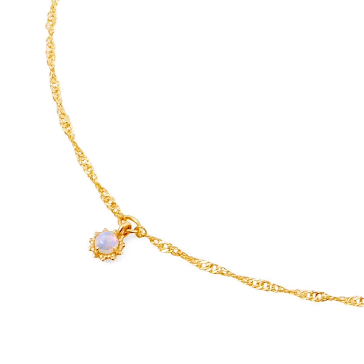 ゴールド ブレスレット K-BR2204…