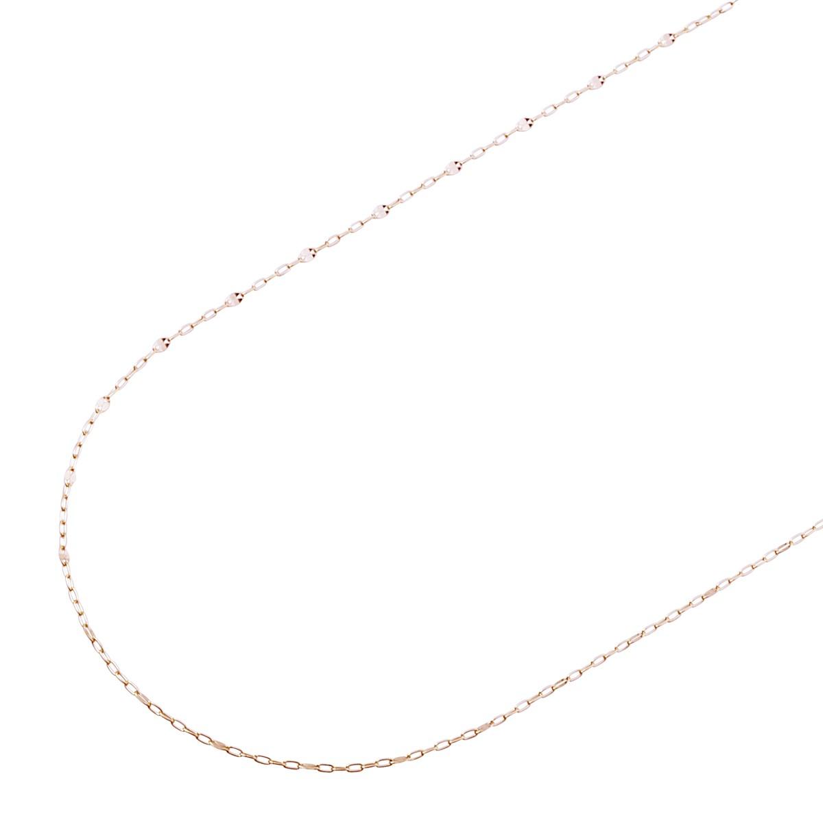 ピンクゴールド チェーン K-CA220…