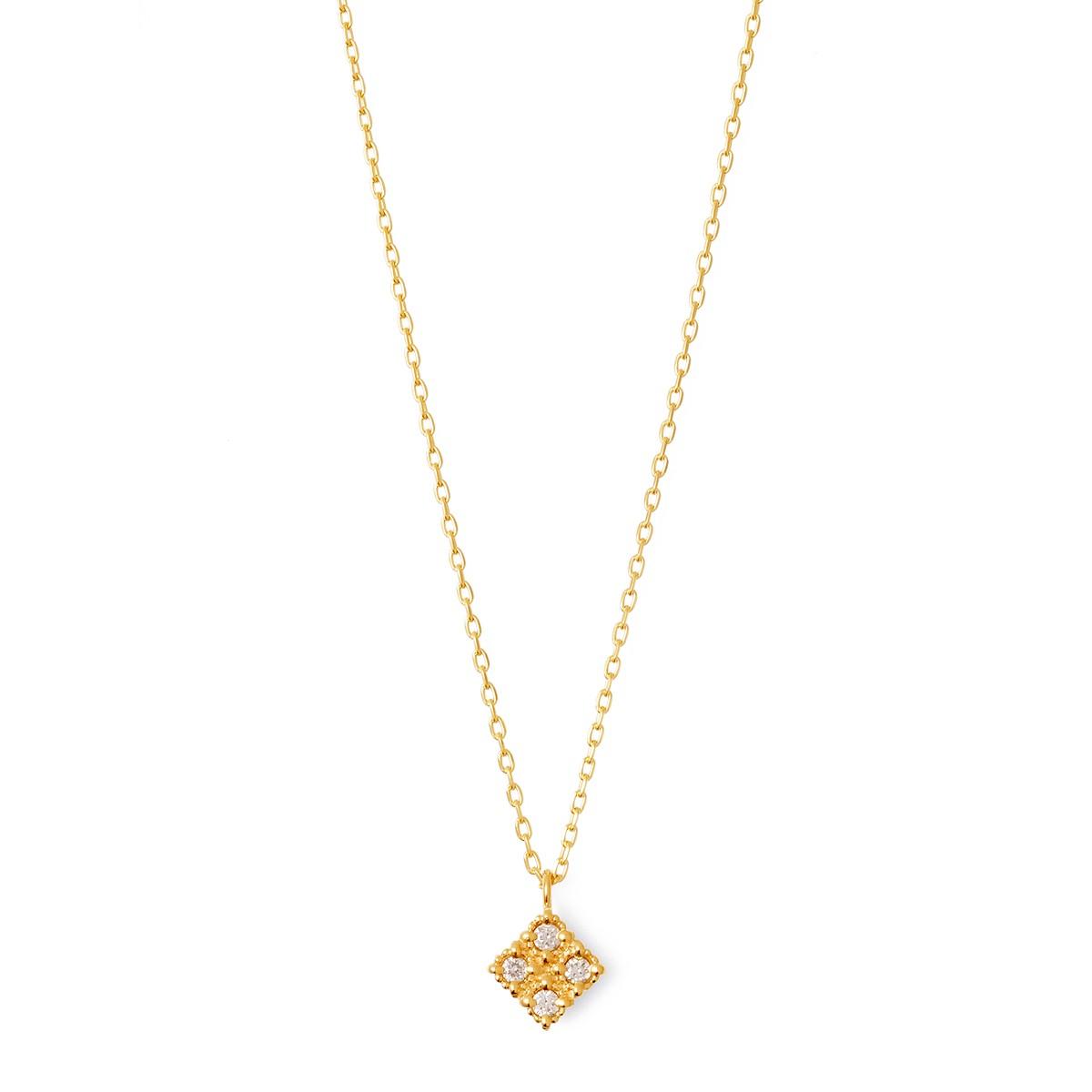 ゴールド ネックレス K-N1812YG