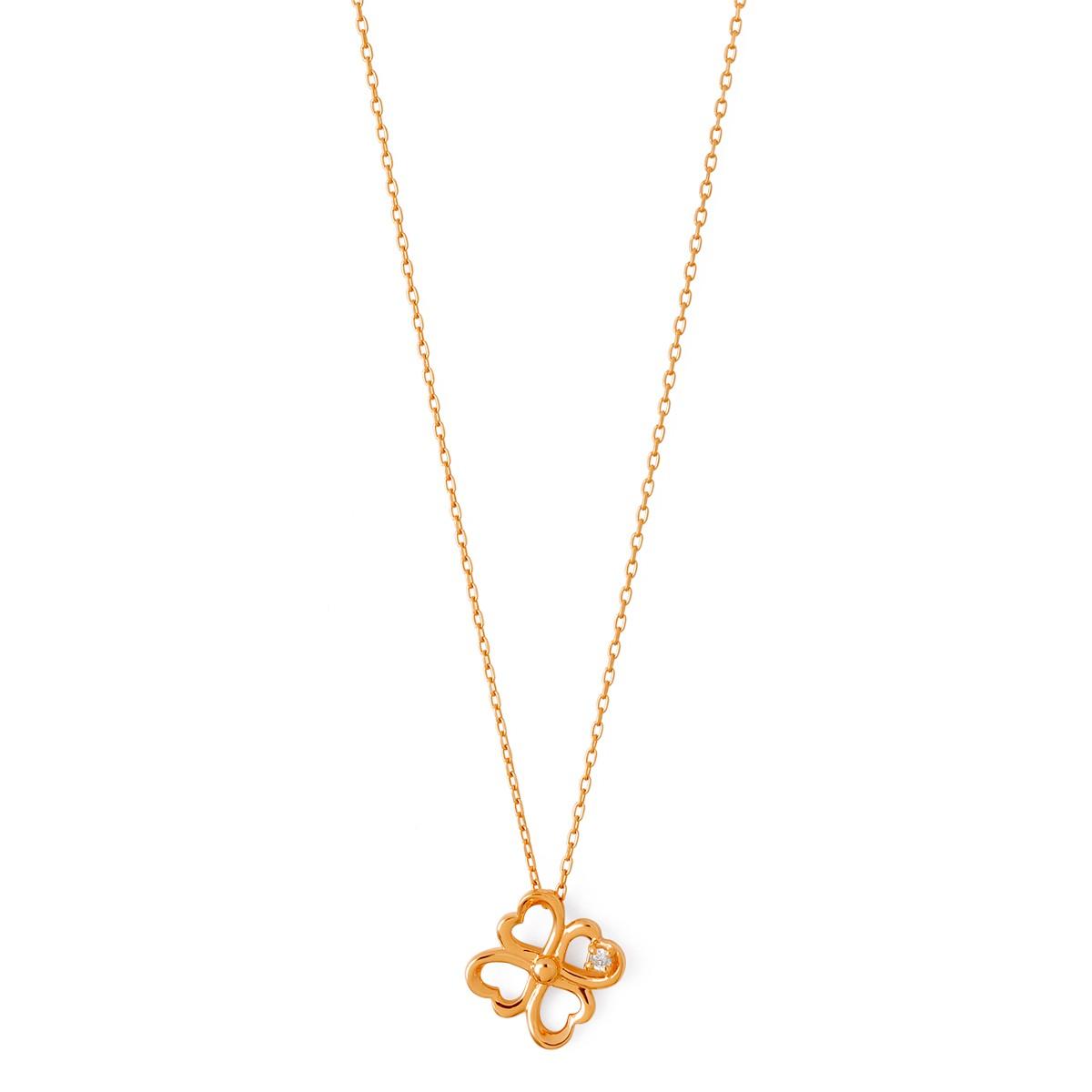 ゴールド ネックレス K-N1813PG