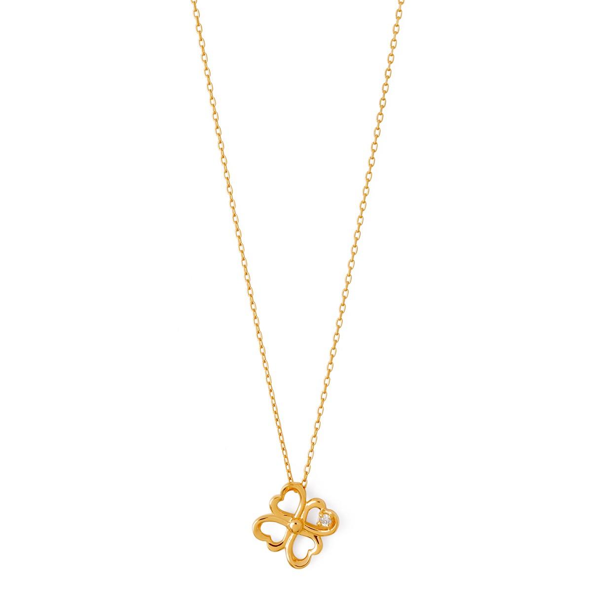 ゴールド ネックレス K-N1813YG