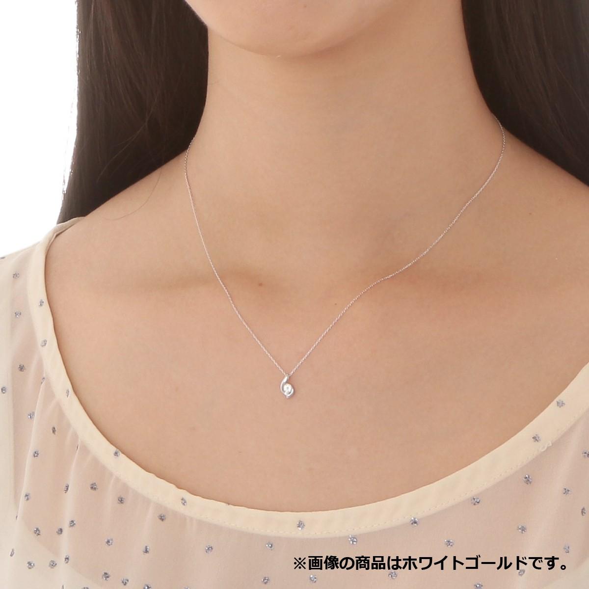 ゴールド ネックレス K-N1814WG