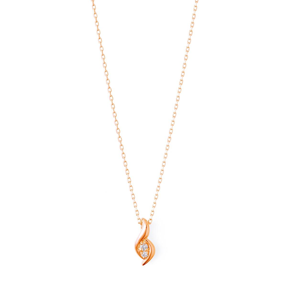 ゴールド ネックレス K-N1815PG