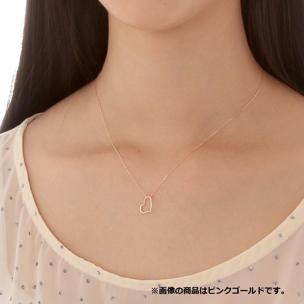 ゴールド ネックレス K-N1909WG