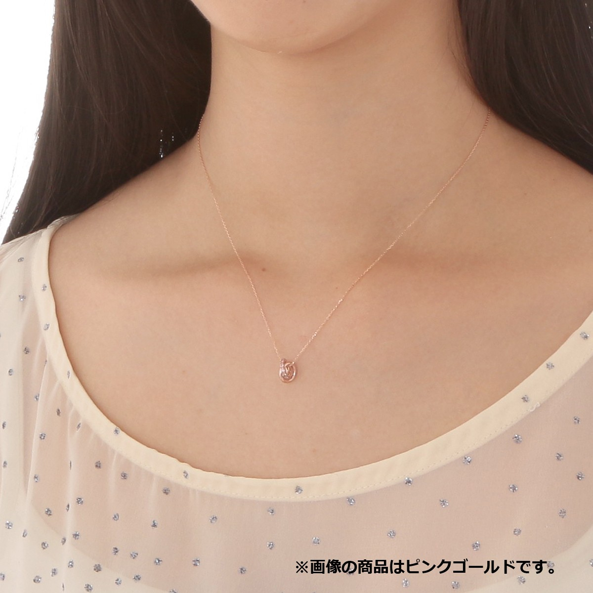 ゴールド ネックレス K-N2215PG…