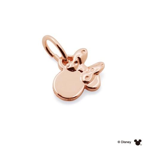 ディズニー ミニーマウス / シルバー ネックレスチャーム DI-SCH6002