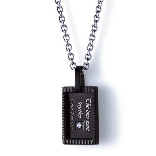 サージカルステンレス ネックレス TPD3058DM