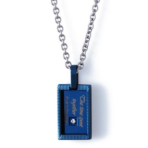 サージカルステンレス ネックレス TPD3059DM-50