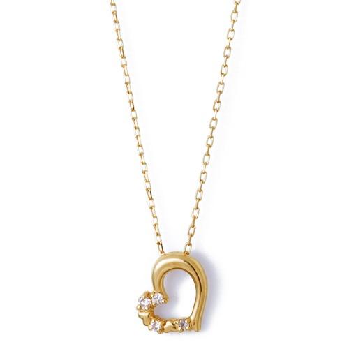 イエローゴールド ネックレス K-N1801YG