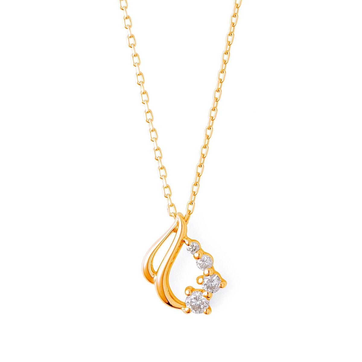 ゴールド ネックレス K-N1911YG