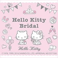 Hello Kitty Bridal