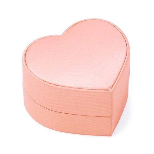 ピンクハート ジュエリーボックス