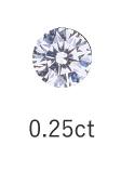 0.25ct