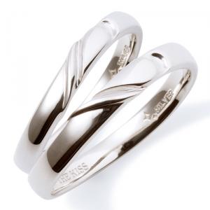 【Precious Silver】Duet シルバー ペアリング